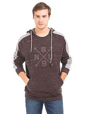 Newport Heathered Hooded Sweatshirt