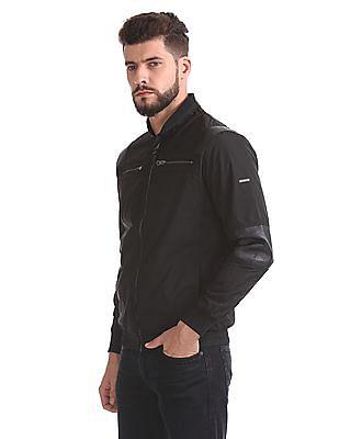 Ed Hardy Standard Fit Zip Up Jacket
