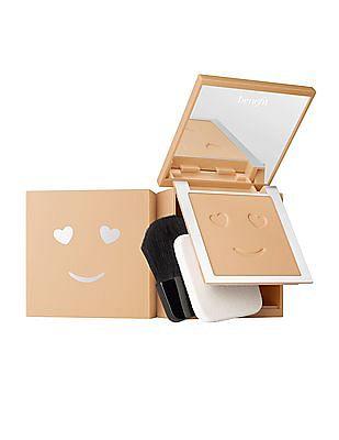 Benefit Cosmetics Hello Happy Velvet Powder Foundation - Shade 04