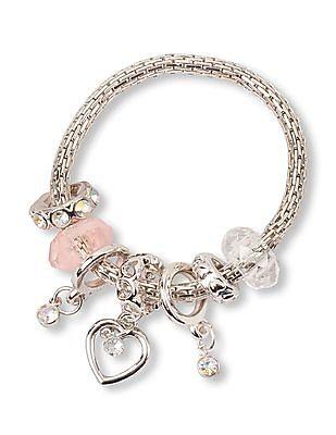The Children's Place Girls Charm Bracelet