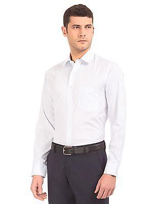 Arrow Regular Fit pinstripe Shirt