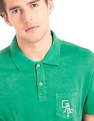 GAP Pocket Logo Polo