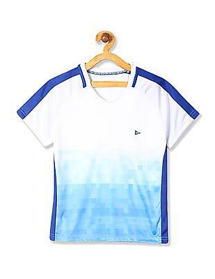 Cherokee Boys Colour Block Active T-Shirt