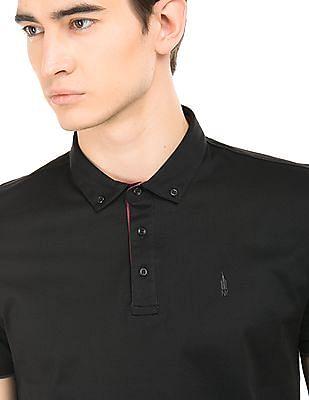 Arrow Newyork Button Down Regular Fit Polo Shirt