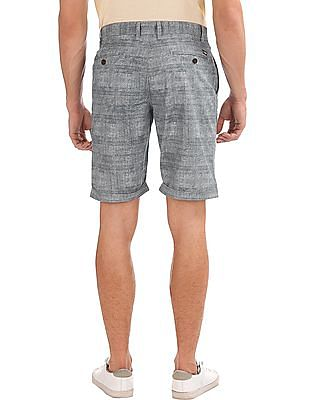 Arrow Sports Regular Fit Printed Shorts