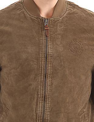 U.S. Polo Assn. Denim Co. Slim Fit Bomber Jacket