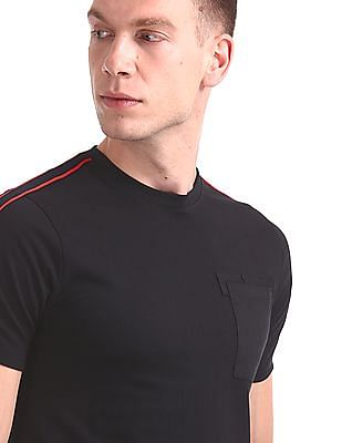 Colt Patch Pocket Crew Neck T-Shirt