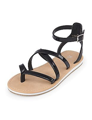 The Children's Place Girls Strappy Sandals