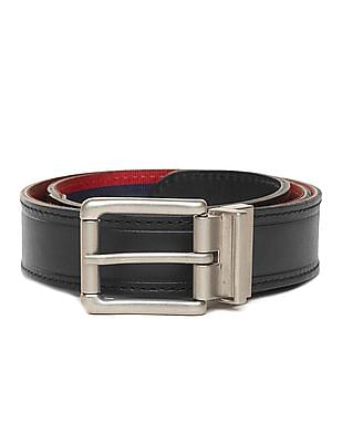 U.S. Polo Assn. Canvas Reversible Belt