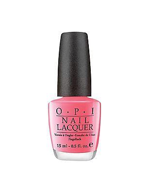 O.P.I Nail Lacquer - Elephantastic Pink