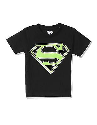 Colt Boys Superman Print T-Shirt