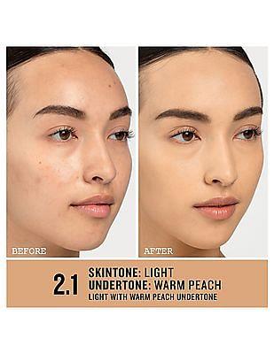 Smashbox Studio Skin Full Coverage 24 Hour Foundation - Shade 2.1