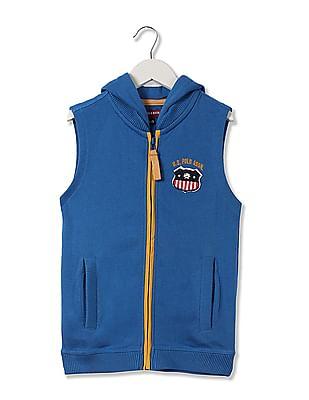 U.S. Polo Assn. Kids Boys Hooded Sweatshirt