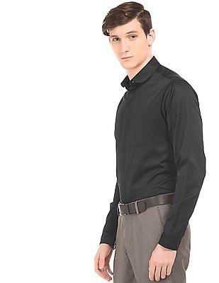 Excalibur Club Collar Super Slim Shirt