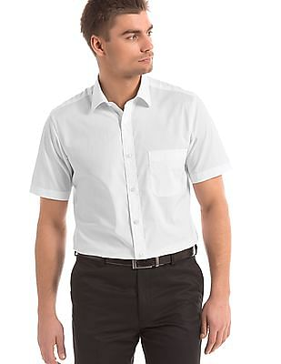 Arrow Regular Fit Short Sleeve Shirt