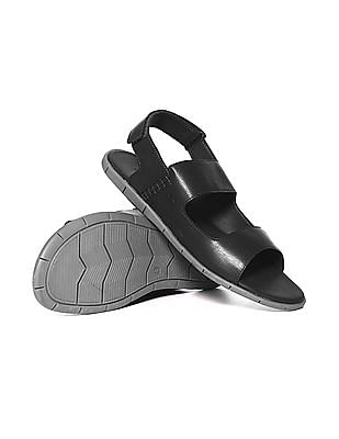 Arrow Open Toe Dual Strap Sandals
