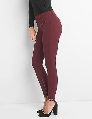 GAP Sculpt Moto Leggings