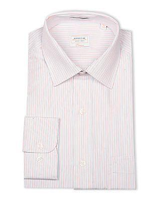 Arrow Regular Fit Striped Shirt