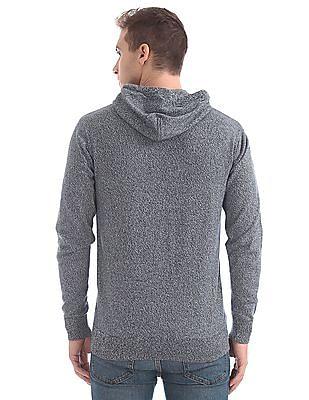 Aeropostale Regular Fit Hooded Sweatshirt