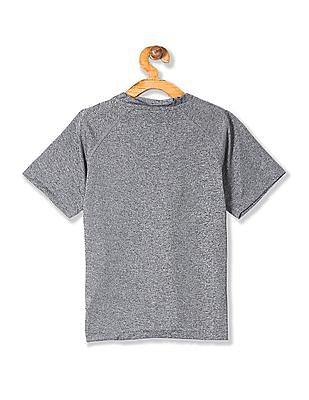 Cherokee Boys Heathered Active T-Shirt
