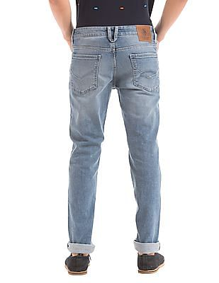 U.S. Polo Assn. Denim Co. Mid Rise Skinny Fit Jeans