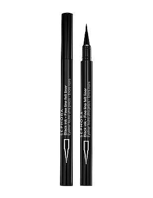 Sephora Collection Black Ink - Fine Line Felt Liner