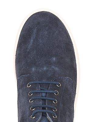 U.S. Polo Assn. Denim Co. Mid Top Suede Sneakers