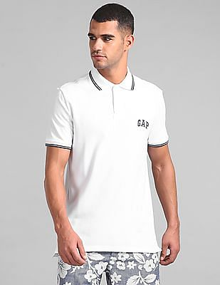 GAP Cotton Pique Polo Shirt