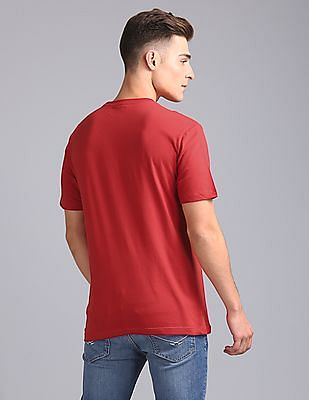 GAP Short Sleeve Novelty Logo Tee