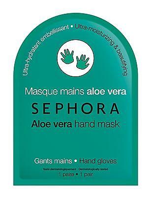 Sephora Collection Aloe Vera Hand Mask - Aloe Vera