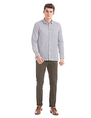 Excalibur Spread Collar Long Sleeve Shirt