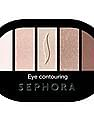 Sephora Collection Colourful 5 Eye Contouring Palette - N14 Porcelain