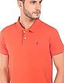 Izod Solid Slim Fit Polo Shirt