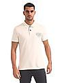 U.S. Polo Assn. Denim Co. Regular Fit Printed Polo Shirt