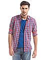 U.S. Polo Assn. Denim Co. Slim Fit Tattersall Shirt