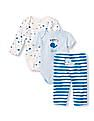 The Children's Place Baby Boy Whale Play Set