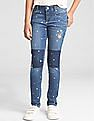 GAP Girls Blue Sarah Jessica Parker Super Skinny Jeans