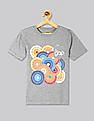 GAP Grey Boys 50th Short Sleeve T-Shirt