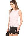 Arrow Woman Lace Front Top