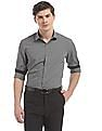 Geoffrey Beene Regular Fit Club Collar Shirt