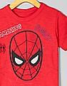 GAP Baby Red Marvel© Graphic Short Sleeve T-Shirt