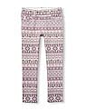 The Children's Place Girls Fair Isle Jeggings