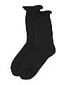 Aeropostale Metallic Thread Crew socks