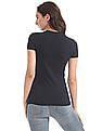 Aeropostale Regular Fit Appliqued T-Shirt