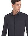 Arrow Newyork Slim Fit French Placket Shirt