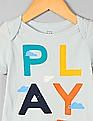 GAP Baby Graphic Bodysuit and Short Set