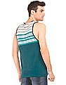 Aeropostale Striped Cotton Tank