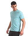Aeropostale Regular Fit Splatter Print T-Shirt