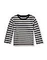 The Children's Place Toddler Boy Long Sleeve Striped Tee