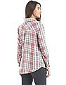 Aeropostale Relaxed Fit Plaid Shirt